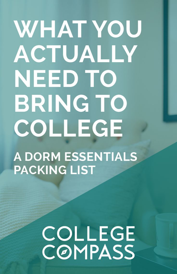 What You Actually Need To Bring To College. Dorm TipsCollege TipsList Of CollegesRoom  EssentialsCollege ... Part 79