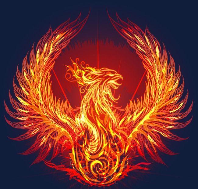 Flaming Phenix Phoenix Bird Phoenix Bird Tattoos Phoenix Tattoo