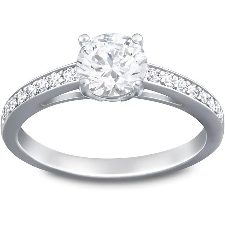 Swarovski Attract Crystal Ring. - Geeves Jewellers - suppliers of watches and jewellery, London