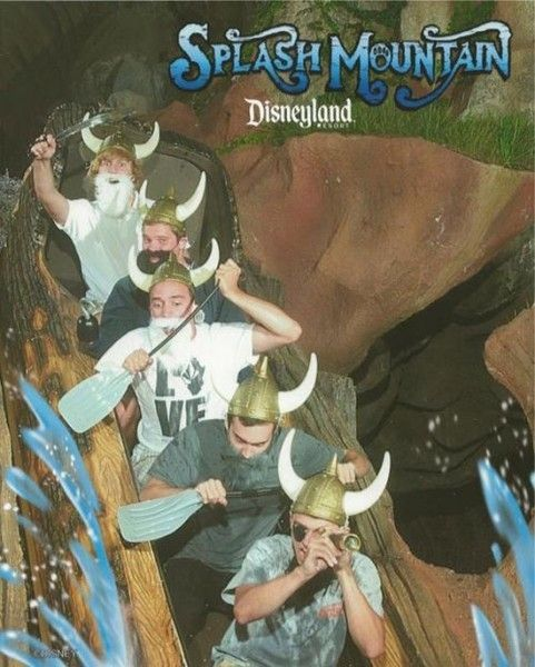 These Splash Mountain Pictures Are Hilarious - Give Me the News | Guff