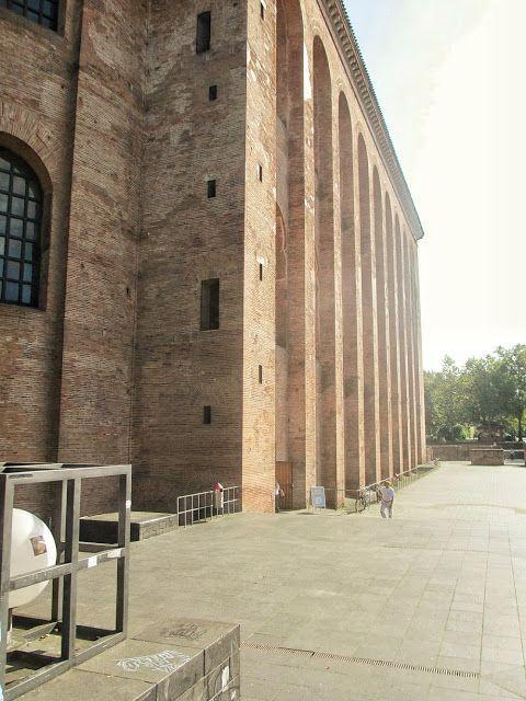 anderswohin Trier Stadtfuehrung - Basilika