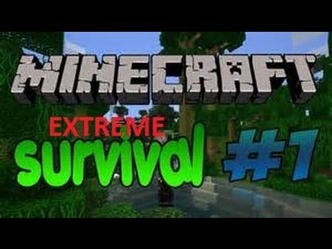 Minecraft Multiplayer extreme survival: with commentary - YouTube