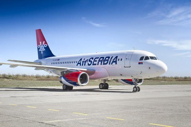 Air Serbia хочет летать из Белграда в Петербург