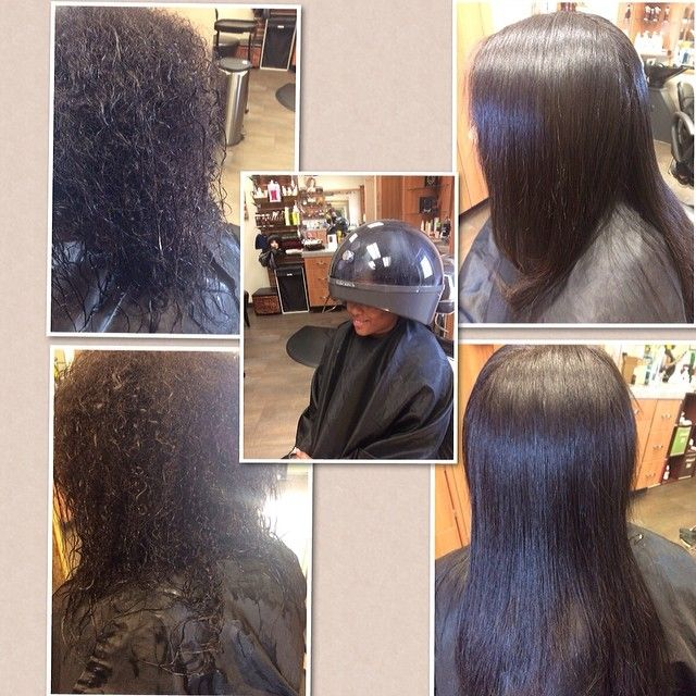 Rootspiration used in thermal straightening at Bekekoa Salon in Temecula California