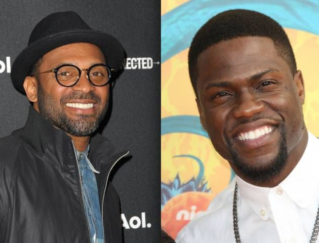 "Mike Epps vs. Kevin Hart Kevin Hart to Mike Epps: Go Kill Yourself! For Calling Him ""Overrated""! Lol You Go Kevin Hart"