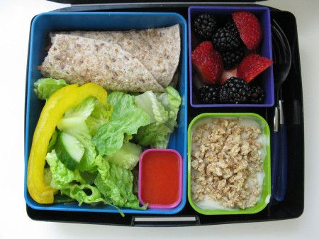 Waste Free Vegan School Lunch Ideas for Kids