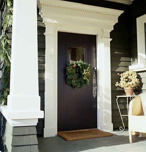 Fine 33 Best Front Porch Images On Pinterest Front Stoop Door Handles Collection Dhjemzonderlifede