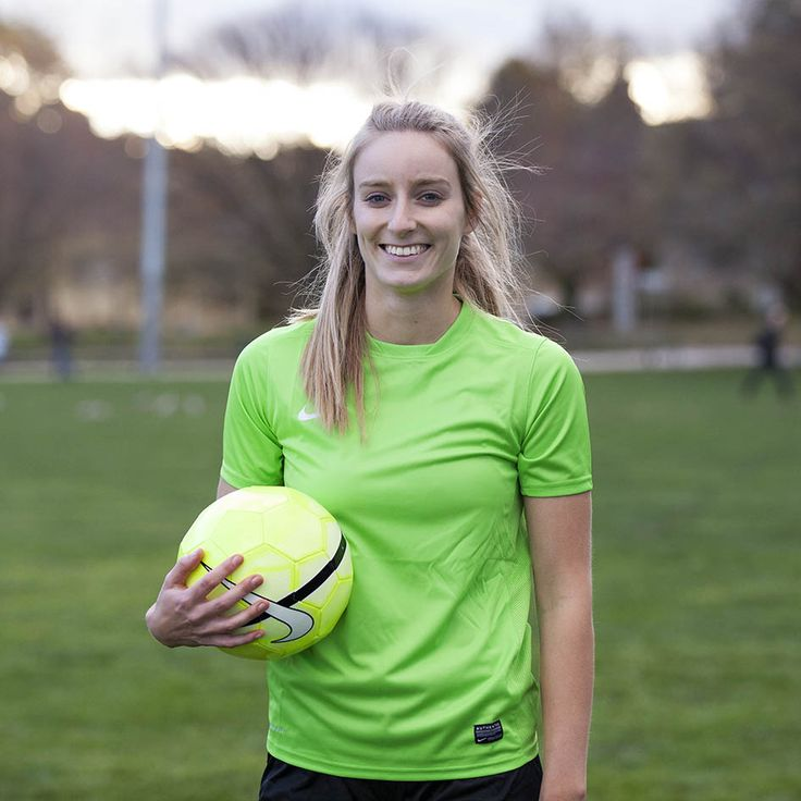This is Canberra local Grace, a fantastic soccer player aspiring for Nationals and then the Matildas. Get to know more about her by clicking the link!