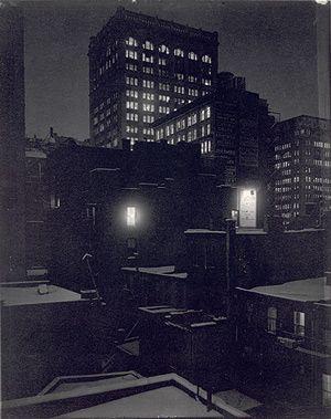 Alfred Stieglitz: From the Back Window, 291 (49.55.35) | Heilbrunn ...