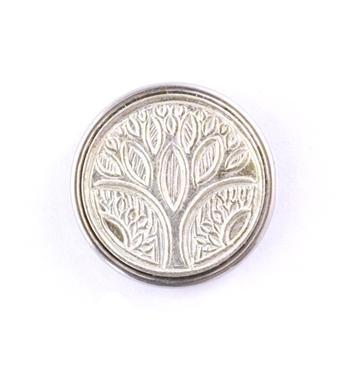 Noosa Amsterdam chunk TREE OF LIFE. Deze chunk staat symbool voor een levensboom uit Zuid-India. Bruid en bruidegom planten symbolisch een mannelijke en vrouwelijke boom naast elkaar. Een beschermend hek zorgt voor groei en vruchtbaarheid - NummerZestien.eu