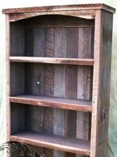 25 Best Ideas About Rustic Bookshelf On Pinterest