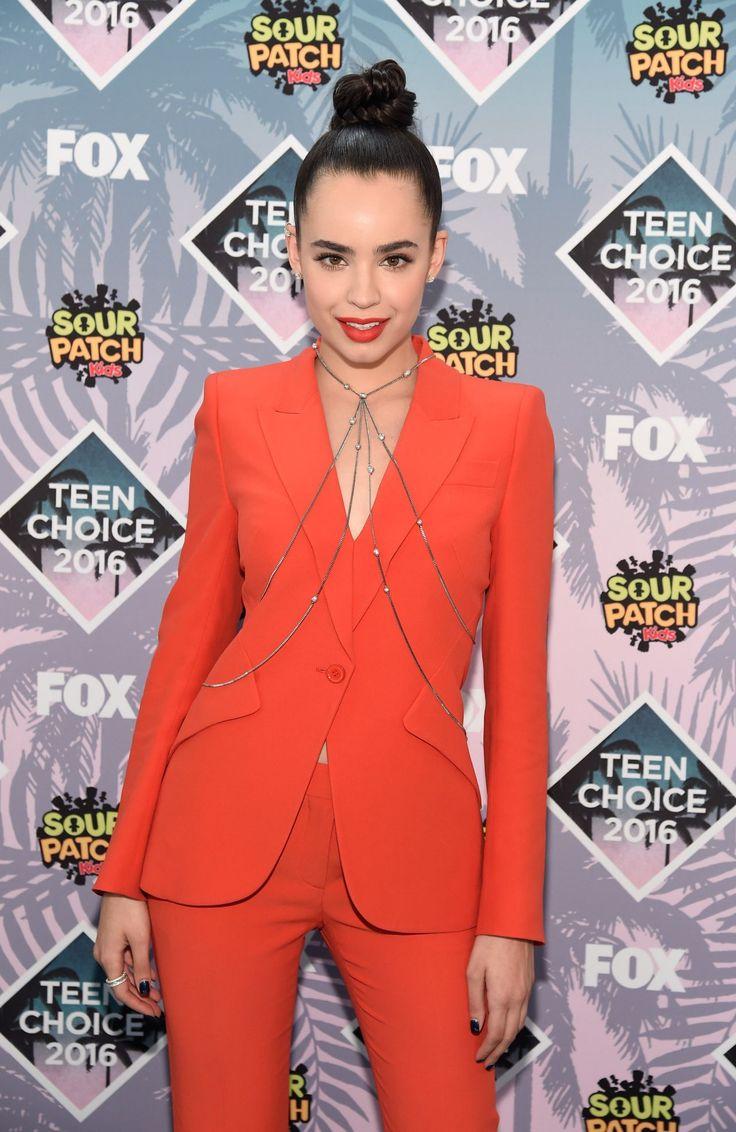 Sofia Carson // Teen Choice Awards 2016