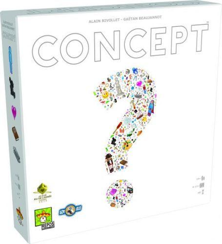 Concept társasjáték - Szellemlovas társasjáték webshop