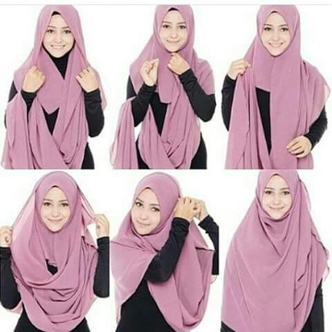 1000 images about hijab tutorial and tips on pinterest simple