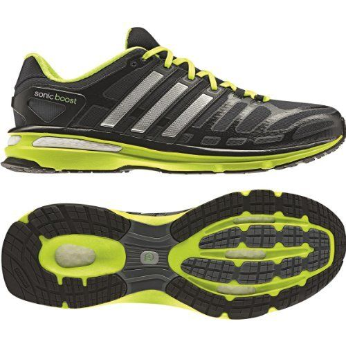Adidas Sonic Boost mens running shoes