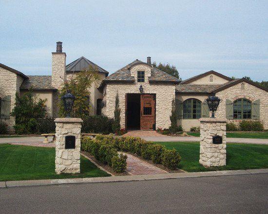 Mediterranean Mailbox | Beautiful Homes Design