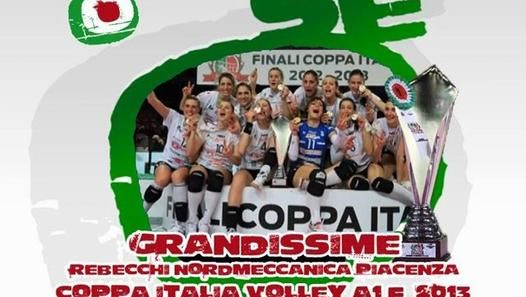 Grandi Ragazze! Coppa #Italia # A1F 2013!!!  #Coppa Italia alla #Rebecchi Nordmeccanica #Piacenza - Video Dailymotion
