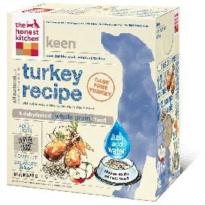 The Honest Kitchen - Keen Turkey - Dehydrated Dog Food - Various Sizes