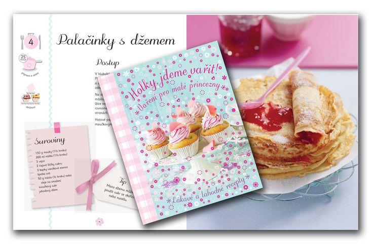 Vítej v úžasném světě vaření! V této knížce najdeš mnoho jednoduchých a snadno pochopitelných receptů, se kterými zvládneš připravit nejrůznější dobroty!#vareni #holky #deti #kucharka