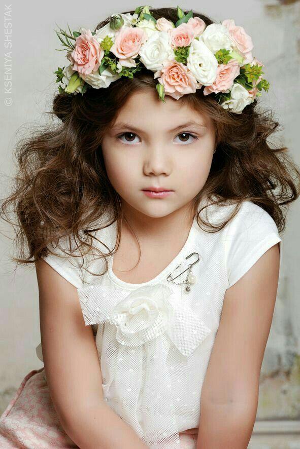 Little goddess.