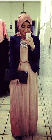 Hijab Evening Style.