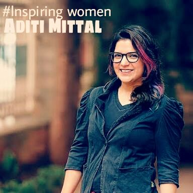 What does it take to be a stand-up comedian? It's not easy, says Aditi Mittal, but she loves performing on-stage and making people laugh!