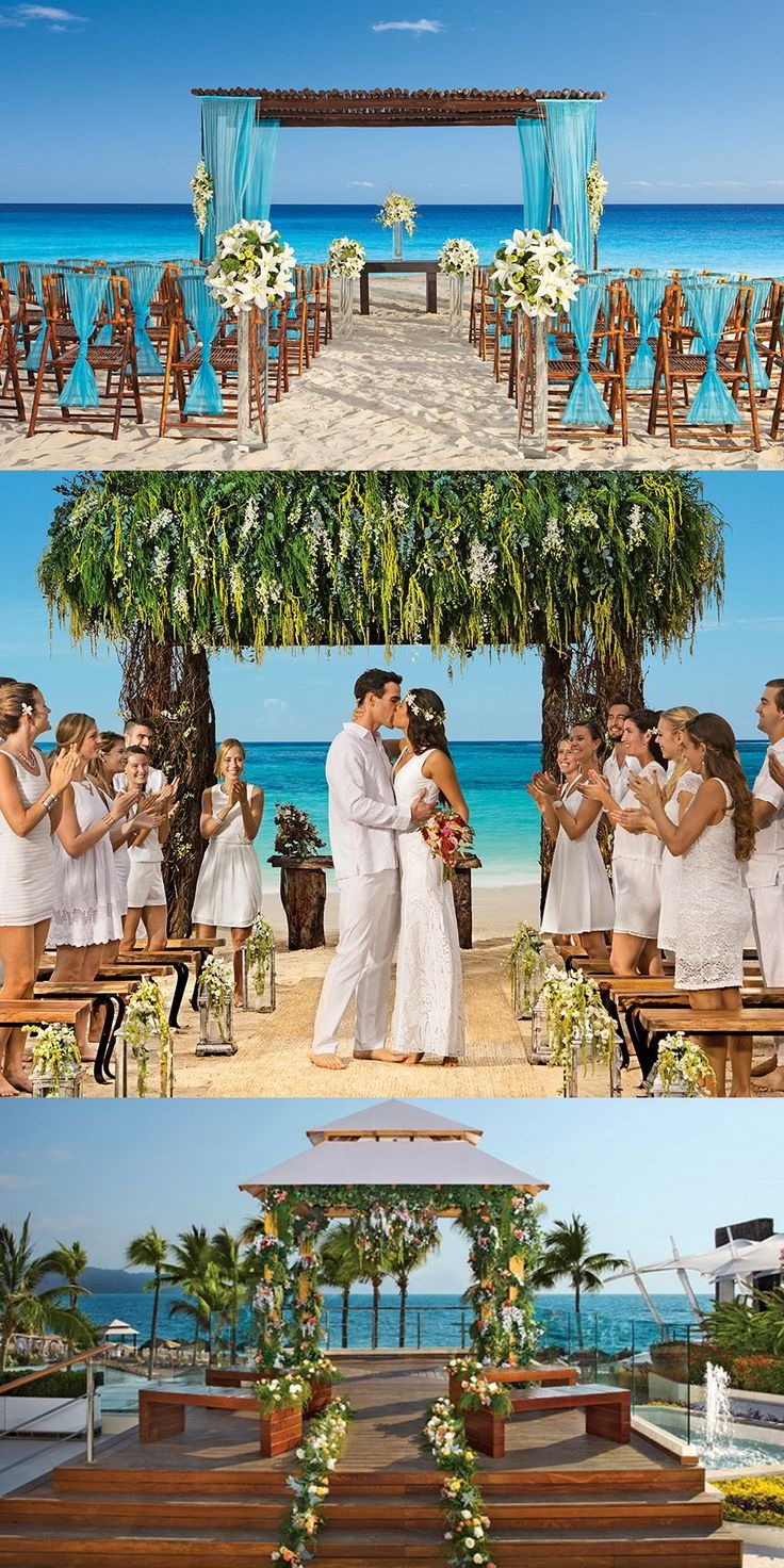 Luxurious Destination Weddings at Secrets Resorts & Spas — with Apple Vacations