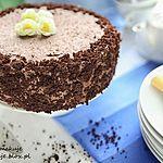 Bezglutenowy torcik czekoladowy