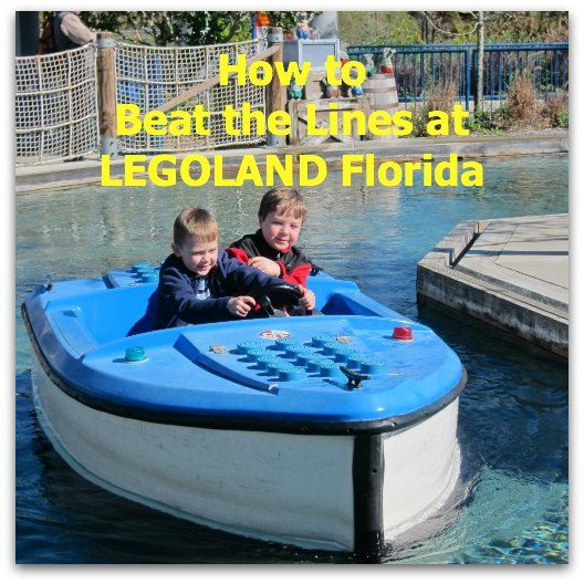 Beat the Lines at LEGOLAND Florida by FieldTripswithSue.com