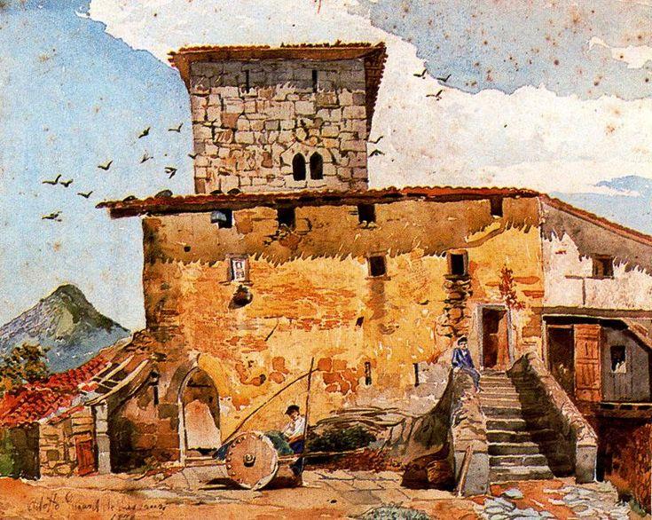 108 best pintores vascos images on pinterest artists - Pintores en bilbao ...