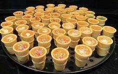 Thel's Kitchen: Mini Maple Sugar Cones