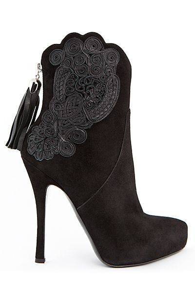 Dsquared2 › Women's Shoes '2011 Fall-Winter  Boot season... here we come!