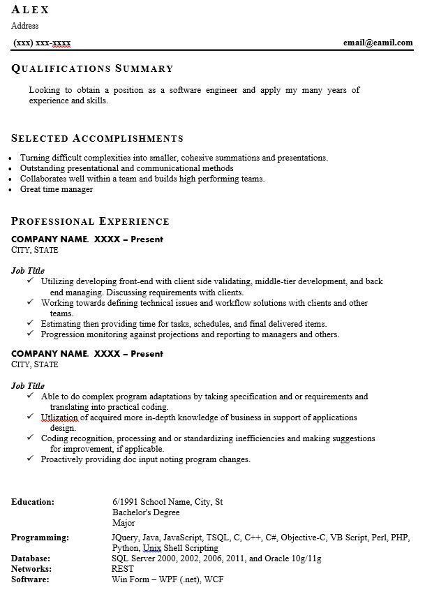 Good Vs Bad Resume Examples Graceful 7 Signs Of A Bad Resume And How We Fixed It Examples Of Job Resume Examples Teacher Resume Examples Good Resume Examples