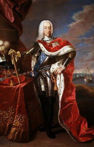 King Christian VI of Denmark