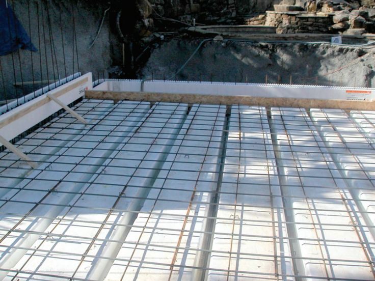 28 best icf images on pinterest insulated concrete forms for Icf concrete floors
