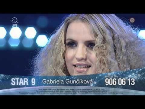 Gabriela Gunčíková země vzdálená - YouTube
