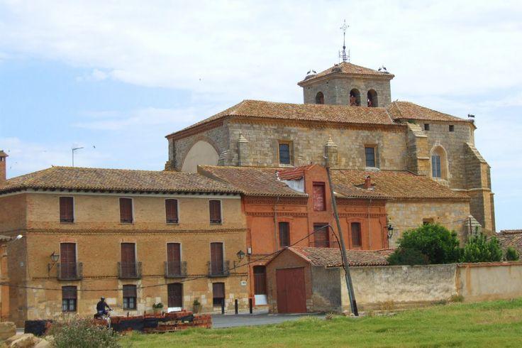 Boadilla del Camino, Palencia, Camino de Santiago