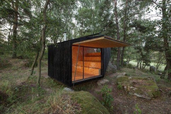 Forest Retreat / Uhlik Architekti | AA13 – blog – Inspiration – Design – Architecture – Photographie – Art