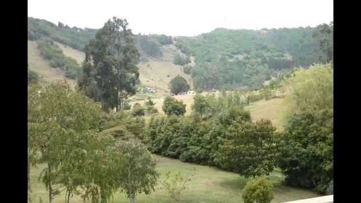 Vendo Casa en Suesca - Cundinamarca $740.000.000 área terreno 15.518m2