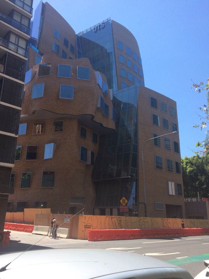 UTS Gehry #3