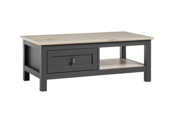 Table Basse Bocage Style Campagne But Table Basse Table Basse Grise Table De Salon