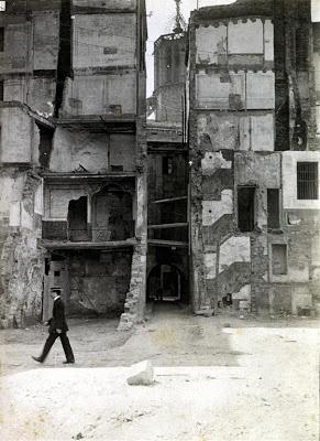 Obertura Via Laietana Frederic Ballell 1910 Arxiu Fotogràfic de Barcelona