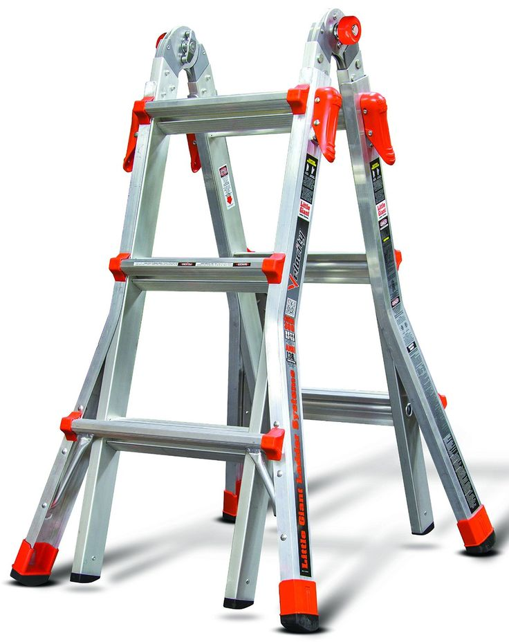 #Amazon: Up to 50% Off a Little Giant Velocity Multi-use Ladder in 13-Foot 17-Foot and 22-Foot Sizes $128.99 -... http://www.lavahotdeals.com/us/cheap/50-giant-velocity-multi-ladder-13-foot-17/48841