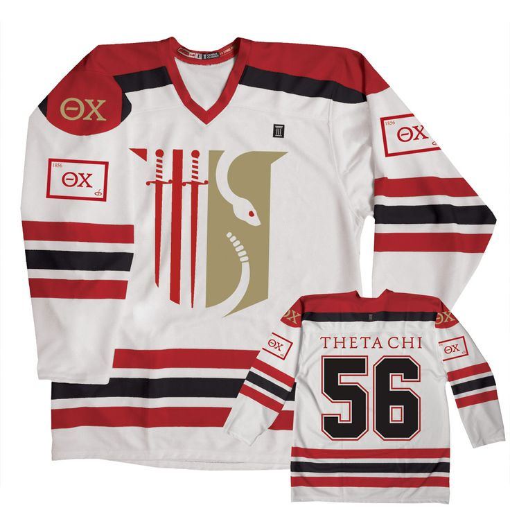 Theta Chi Hockey Jersey