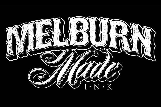 Melburn Made Ink Logo