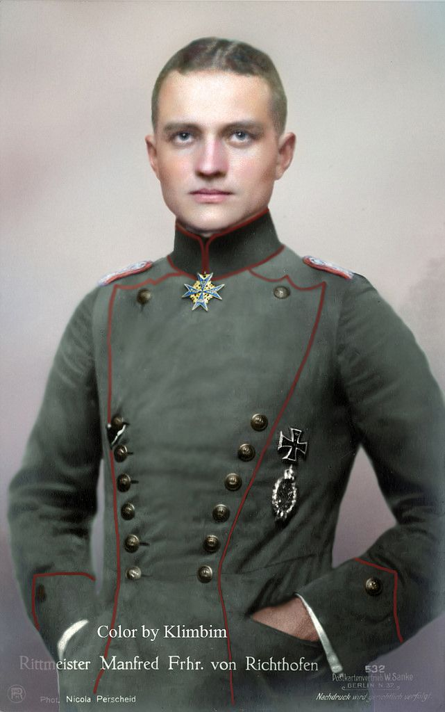 Manfred von Richthofen | Flickr - Photo Sharing!