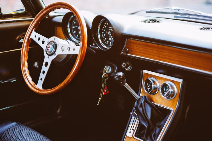 From Muscle Cars to a Racer-Owned Alfa Romeo | Petrolicious...1750 gtv