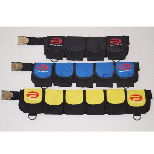 Blue 6 pocket would be perfect for me.   Pinnacle Cumfo Diving Weight Belt, Pinnacle, Cumfo Diving Weight Belt, AC11NNY13, Weights and Belts,  with reviews at scuba.com