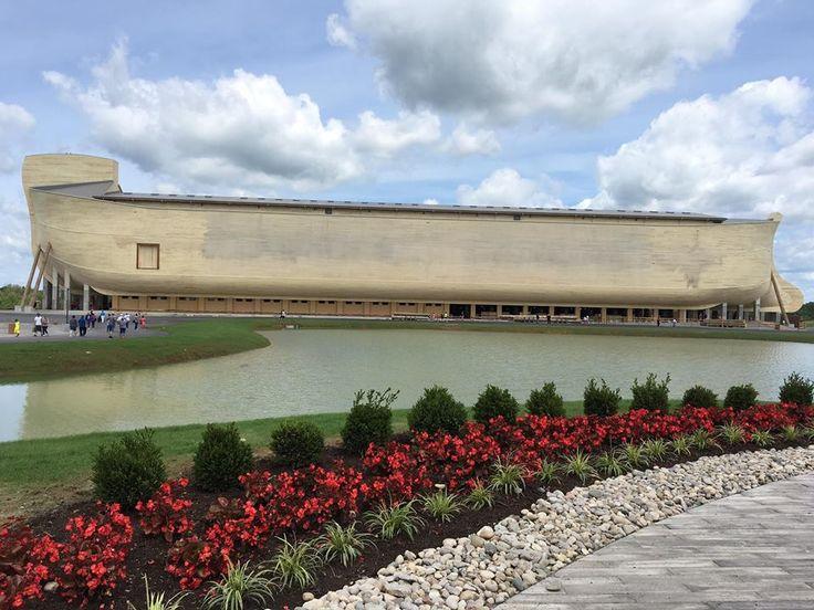 Ark Encounter Opens in Kentucky
