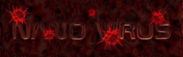 Nano Viruses animation